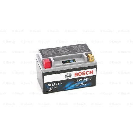 Bosch MC Li-Ionbatteri 210CCA 3,5Ah LTX12-BS YTX12-BS150X87X93mm 0,9kg