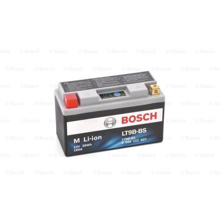 Bosch MC Li-Ionbatteri 180CCA 3Ah LT9B-BS YT9B-BS 150X65X92mm 0,7kg