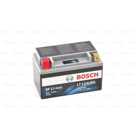 Bosch MC Li-Ionbatteri 210CCA 3,5Ah LT12A-BS LION YT12A-BS 150X87X93mm 0,9kg