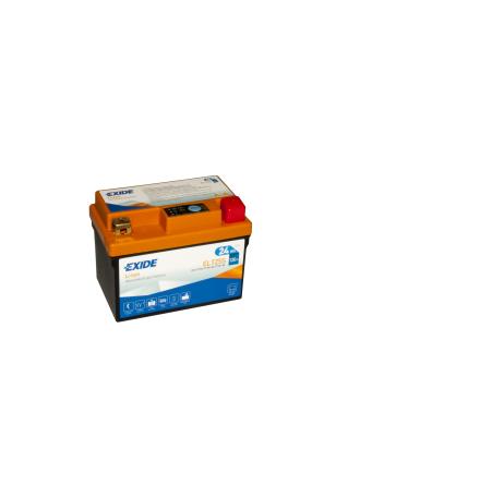 Tudor Exide MC Li-Ion batteri 120CCA ELTZ5S 4301