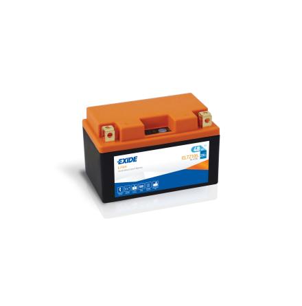 Tudor Exide MC Li-Ion batteri 230CCA ELTZ10S 4304 lxbxh=150x87x93mm