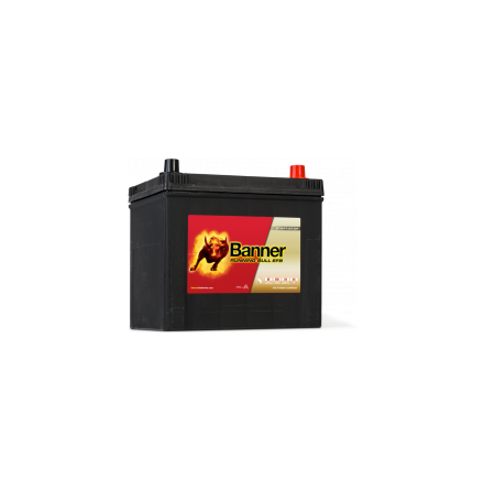 Bilbatteri 12V65Ah Banner Running Bull EFB 56515