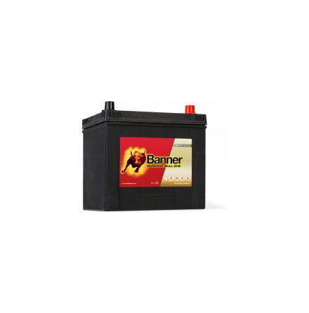 Bilbatteri 12V65Ah Banner Running Bull EFB 56515. LxBxH:233x173x203/225mm Banner bäst i Testfakta 2013 och 2015