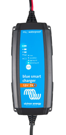 Victron Blue Smart ip 65 Charger 12V 7Ah