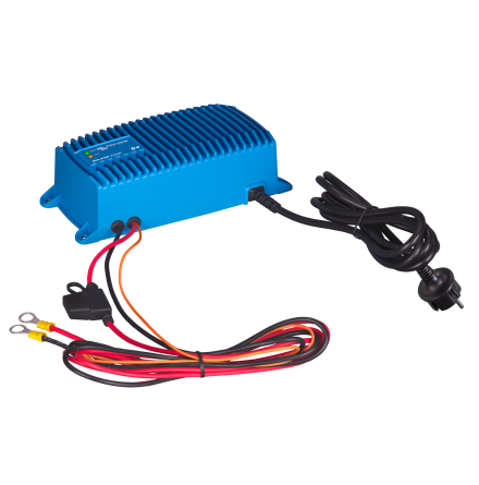 Blue Smart IP67 Charger 12/7(1) 230V CEE 7/7
