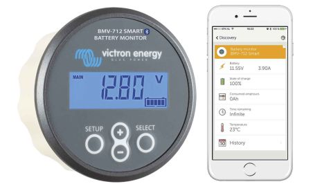 Battery Monitor BMV-712 Smart