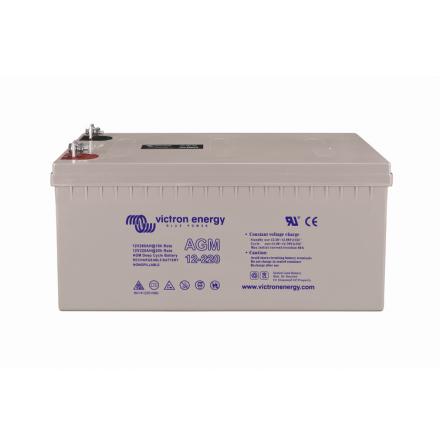 Victron Agm Deep Cycle Batteri 12V 220Ah
