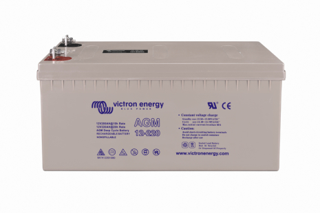 VICTRON AGM DEEP CYCLE BATTERI 12V 220AH