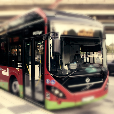 Bussbatteri