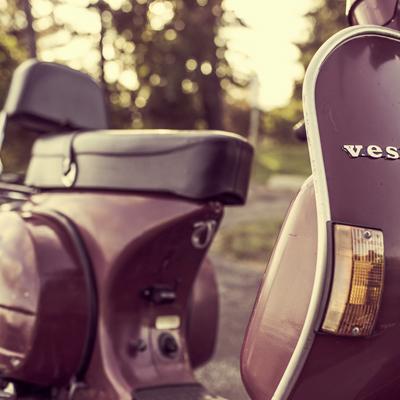 Mopedbatteri