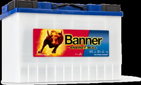 Fritidsbatteri 12V115Ah BannerEnergyBull95901 61500.LxBxH:350x175x230mm