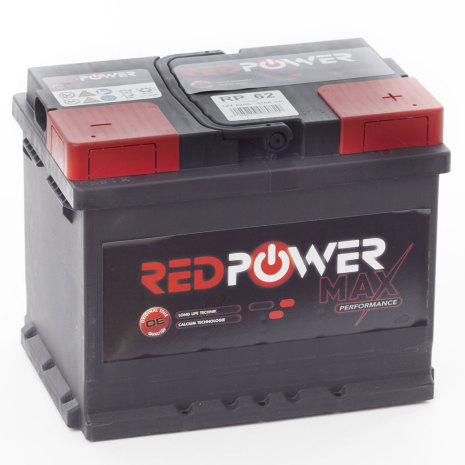 RED POWER 62 AH 510 CCA