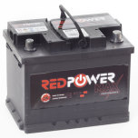 RED POWER 62 AH 480 CCA