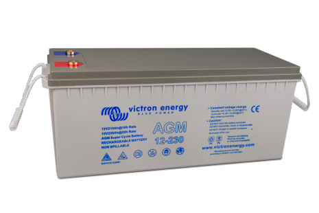 VICTRON AGM SUPER CYCLE 12V 230AH