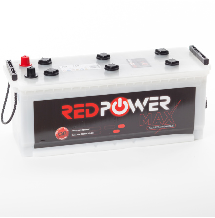 RED POWER 140 AH 720 CCA