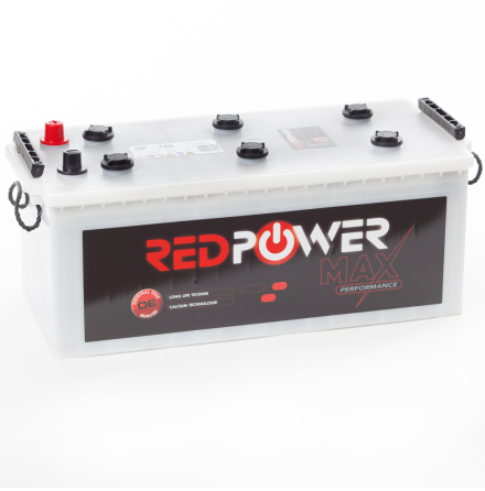 RED POWER 180 AH 900 CCA