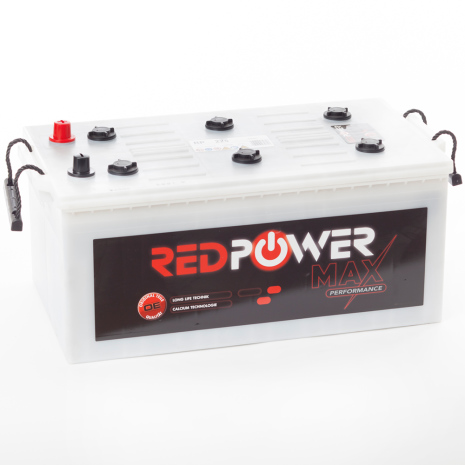 RED POWER 225 AH 1050 CCA