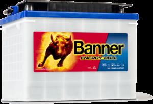 BANNER fritidsbatterier