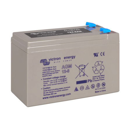 Victron 12V/8Ah AGM Deep Cycle Batt.