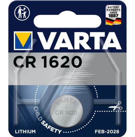 VARTA ELECTRONICS CR1620