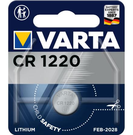 VARTA ELECTRONICS CR1220