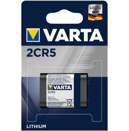 VARTA PROFESSIONAL LITHIUM 2CR5