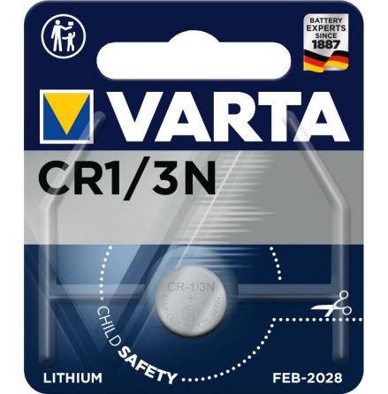 VARTA ELECTRONICS CR 1/3 N