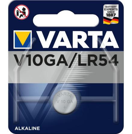 VARTA ELECTRONICS V 10 GA