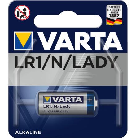 VARTA ELECTRONICS LR1/LADY