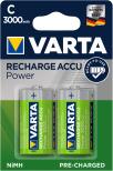 VARTA ACCU POWER R2U C 3000mAh 2-PACK
