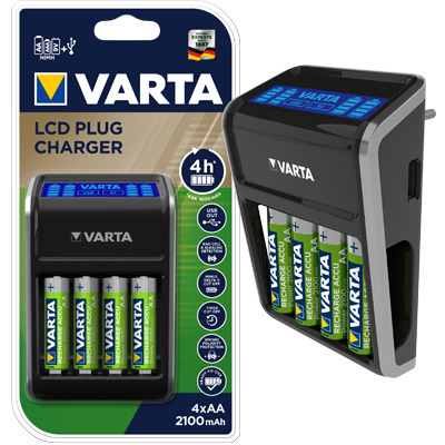 Varta - Batteriladdare
