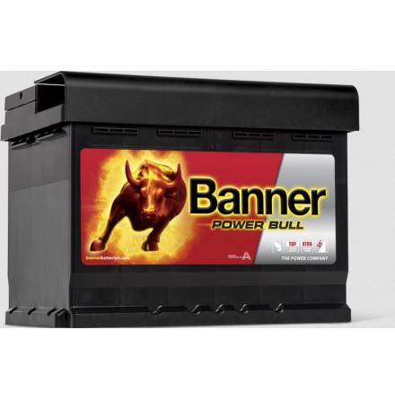 Startbatteri Banner PB12V/60Ah