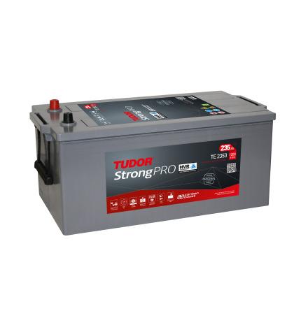 Startbatteri 12V 235Ah TUDOR STRONGPRO TE2353