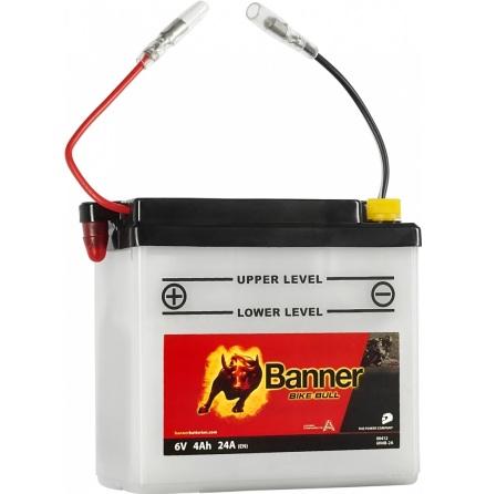 Banner Mc Batteri 6N4B-2A