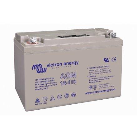 Victron 12V/110Ah AGM Deep Cycle Batt.