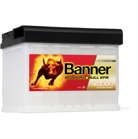 Banner Running Bull -EFB 12v 60Ah