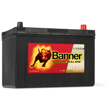 Banner Running Bull -EFB 12v 95Ah