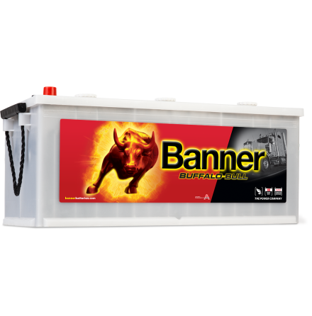 Banner Buffalo Bull 12v 180Ah 68089