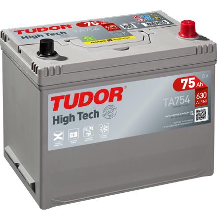 Startbatteri Tudor 12V/75Ah--- TA754