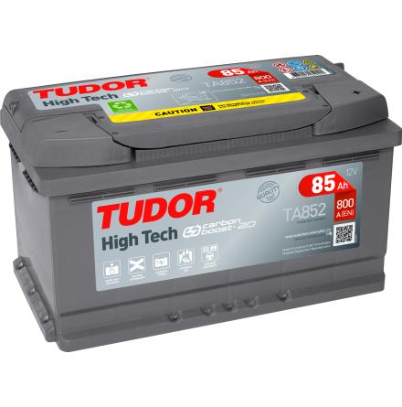 Startbatteri 85Ah Tudor Exide TA852 High Tech