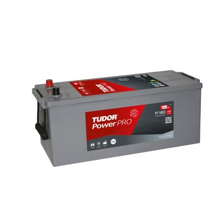 Startbatteri 12V 185Ah Tudor Exide