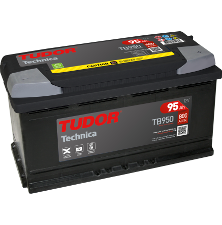 Startbatteri Tudor 12V/95Ah