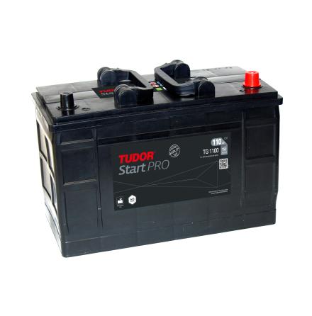 Tudor/Exide batteri 12V/110Ah TG1100