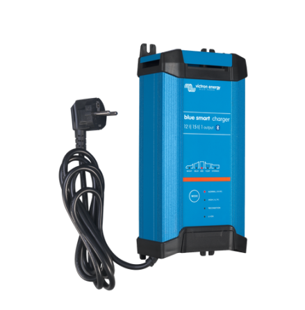 Victron Blue Smart IP22 Charger 12/15(3) 230V CEE 7/7