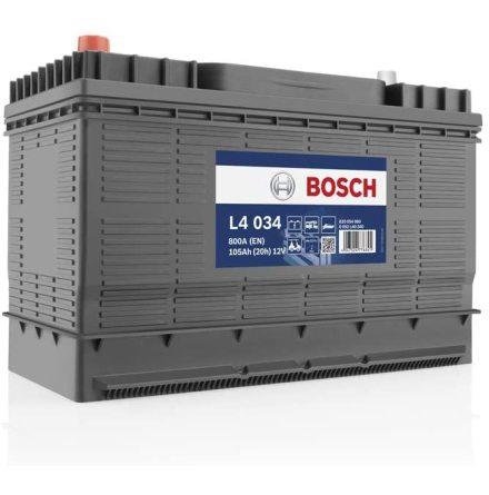 Bosch 12V 105Ah - Fritidsbatteri