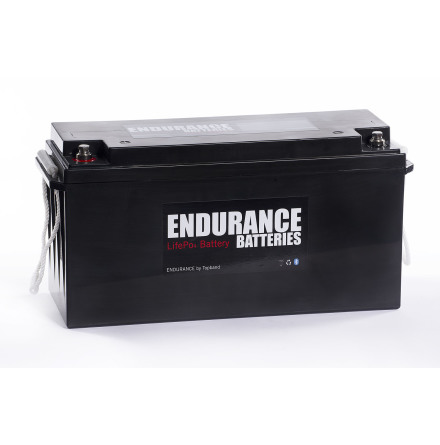 Endurance Litium 12V 200Ah Heat