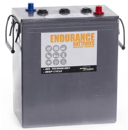 GEL Batteri 6V 320Ah