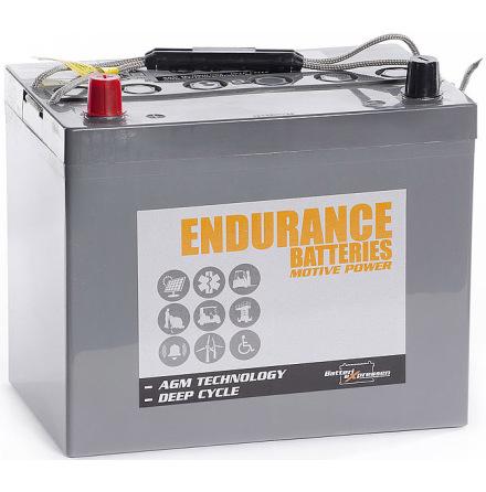 AGM Batteri 12V 92Ah CCA483A