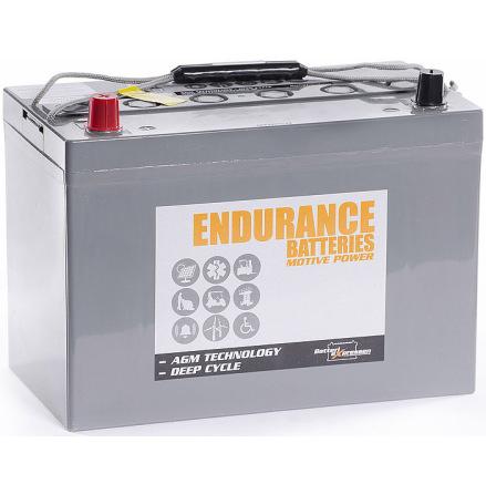 AGM Batteri 12V 108Ah CCA546A