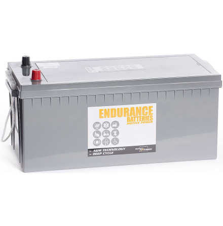 AGM Batteri 12V 226Ah CCA954A
